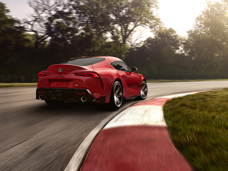 Richmond Auto Auction >> The Friedkin Group - First production 2020 Toyota GR Supra ...